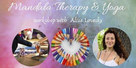 Mandala Therapy & Meditation Workshop with Alisa LoveSky Tickets
