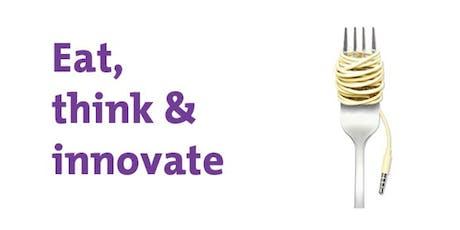 Eat, think & innovate: BLOCKCHAIN - det transparente kvalitetspolitiet! tickets