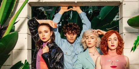 MCLX presents The Regrettes tickets