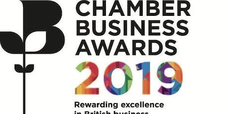 Chamber Business Awards 2019 - Gala Dinner tickets