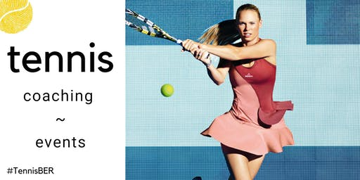 Tennis Coaching : Tuesday's @ TiB, Kreuzberg (indoor carpet)