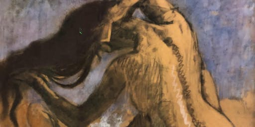 Edgar Degas – light and shadow drawing class