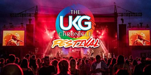 The UKG Chronicle Festival #PottersBar