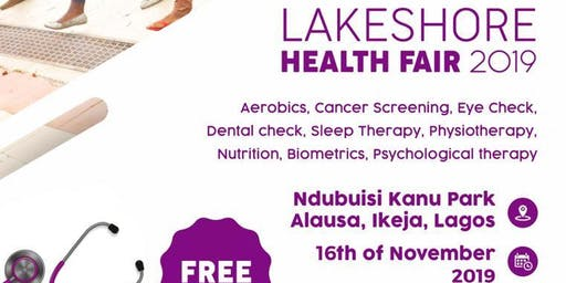 Lakeshore Health Fair 2019