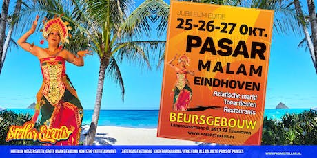 Pasar Malam Eindhoven tickets