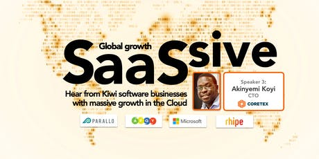 SaaSSIVE - Creating MaSSIVE Global Growth with SaaS tickets
