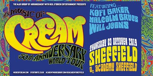 The Music Of Cream - 50th Anniversary World Tour (O2 Academy, Sheffield)