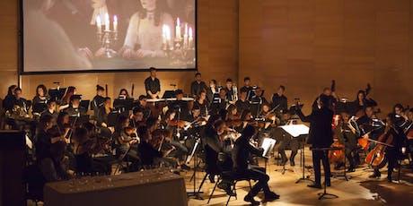 CATA MUSICAL DE BANDAS SONORAS entradas