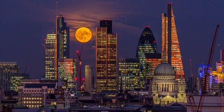 urban photography talk with James Burns - citizens of London tickets
