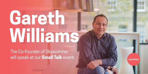 Small Talk with Gareth Williams & Chris van der Kuyl