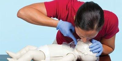 Corso primo soccorso: rianimazione pediatrica (Novembre)
