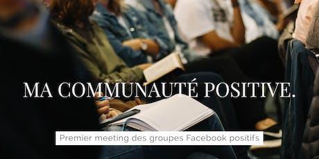 Rencontre entre groupes Facebook locaux billets