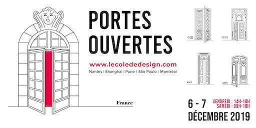 Portes ouvertes 2019 de L'École de design Nantes Atlantique