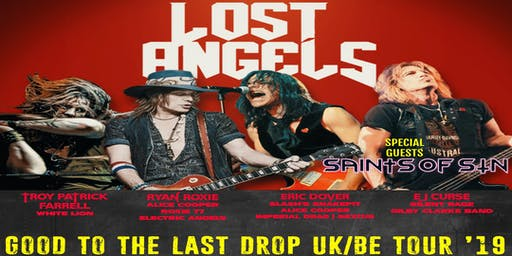 LOST ANGELS plus Special Guests
