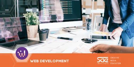 """Workshop: """"Dein Weg zum Webentwickler"""" - Web Development Tickets"""