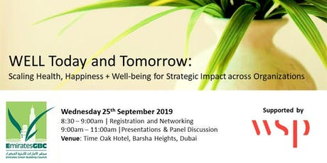 WELL Workshop: Scaling Health, Happiness & Wellbeing in Organizations tickets