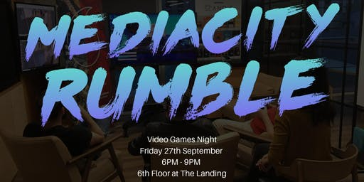 MediaCity Rumble Games Night