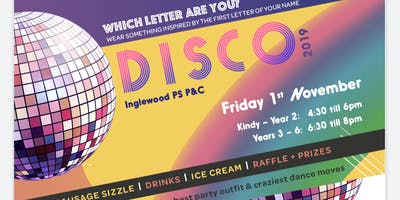 IPS P&C Senior Disco 2019 - Year 3-6