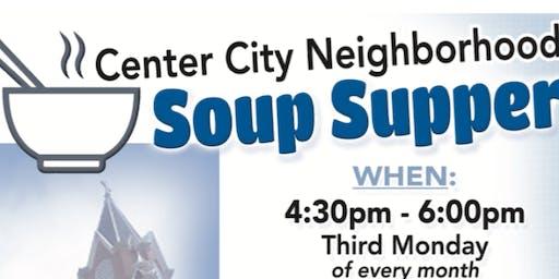 Center City Soup Supper