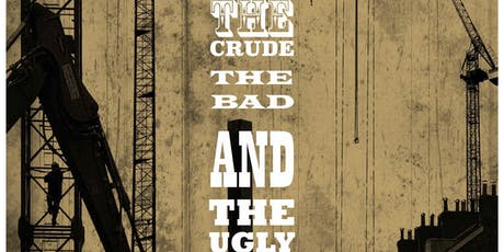 Negroni Talks #17 The Crude the Bad and the Ugly tickets