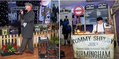 Peaky Blinders Charity Casino Race Night @Hogarths Hereford Gin Palace