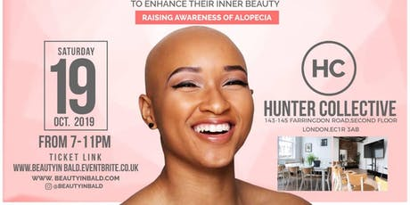 BEAUTY IN BALD LIVE EVENT 2 - MENTAL HEALTH & MAINTENANCE tickets