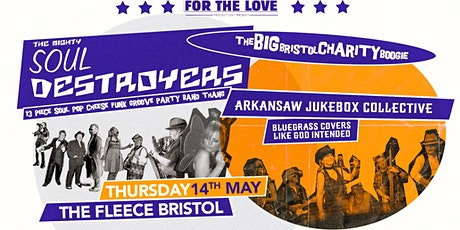 The Big Bristol *Charity* Boogie ft. The Soul Destroyers tickets