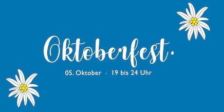 Oktoberfest VIP Special Tickets