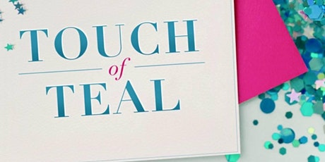 Touch of Teal Tea 2020 tickets
