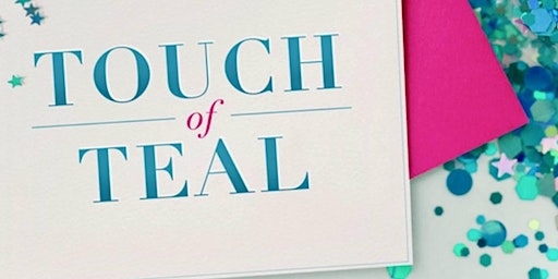 Touch of Teal Tea 2020