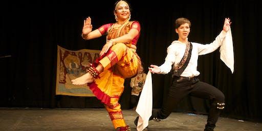 Morris-Natyam Dance Performance