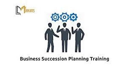 Business Succession Planning 1 Day Virtual Live Training in Rome biglietti