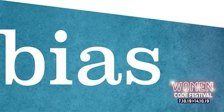 "Film Screening ""Bias"" - Women Code Festival #3 tickets"