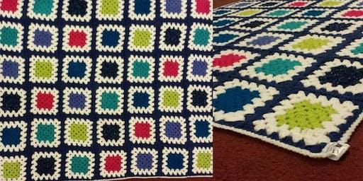 Crochet Class - Mon PM