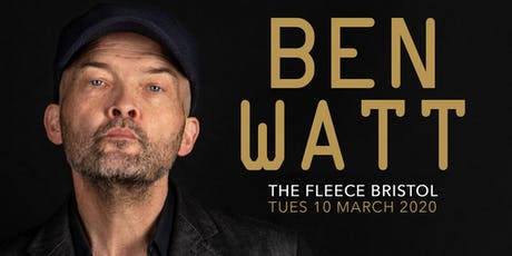 Ben Watt tickets