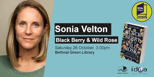 Author Event - Sonia Velton