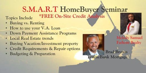 S.M.A.R.T Home Buyer Seminar