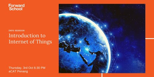 Info Session: Introduction to Internet of Things