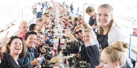 De Langste Mosseltafel van België tickets