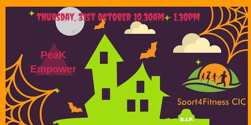 Halloween Spooky Blast Fun Day