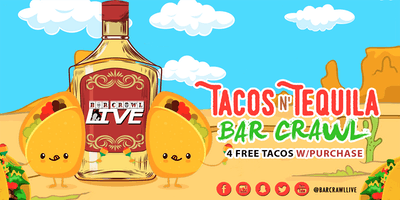 Tacos N' Tequila Crawl | Chicago, IL