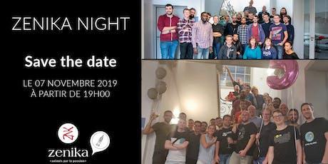 Zenika Night Lille : échanges, talks et convivialité au programme ! billets