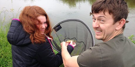 Free Let's Fish!  - Crewe & Nantwich - Learn to Fish Sessions - Wybunbury AC tickets