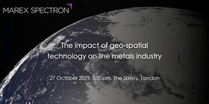 The impact of geo-spatial technology on the metals...