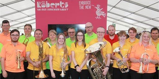 Roberts Bakery Band at Tatton Park