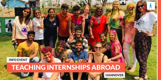 Go abroad: Info event about teaching internships abroad | Hannover
