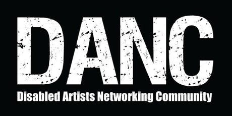 Disabled Artists Networking Community tickets