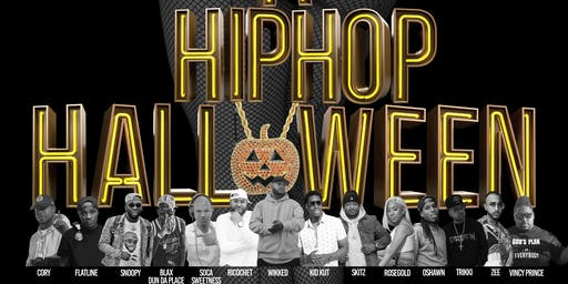 HIPHOP HALLOWEEN