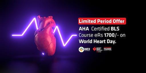 AHA Certified BLS Course @ HCI Kochi