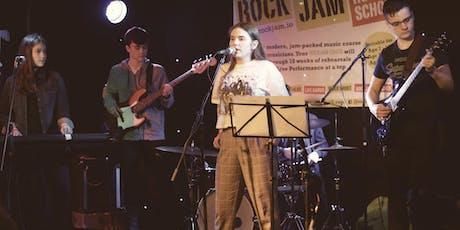 Rockjam Live Xvi North tickets